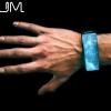 L'écran Youm appliqué sur une smartwatch Samsung