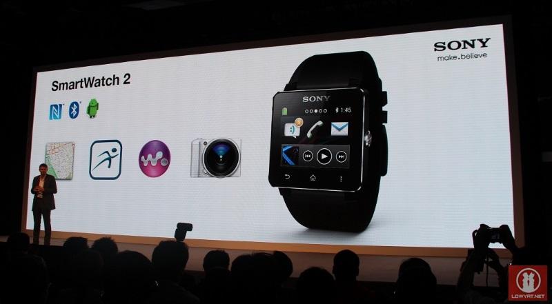 Smartwatch 2 Sony : Les nouveautés et l'info en un clic