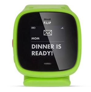 filip message demo 297x300 Filip, la smartwatch garde du corps pour votre enfant.