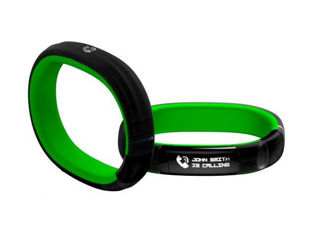 Cette image présente le bracelet Razer Nabu, premier né dans la gamme d'accessoires chez Razer.