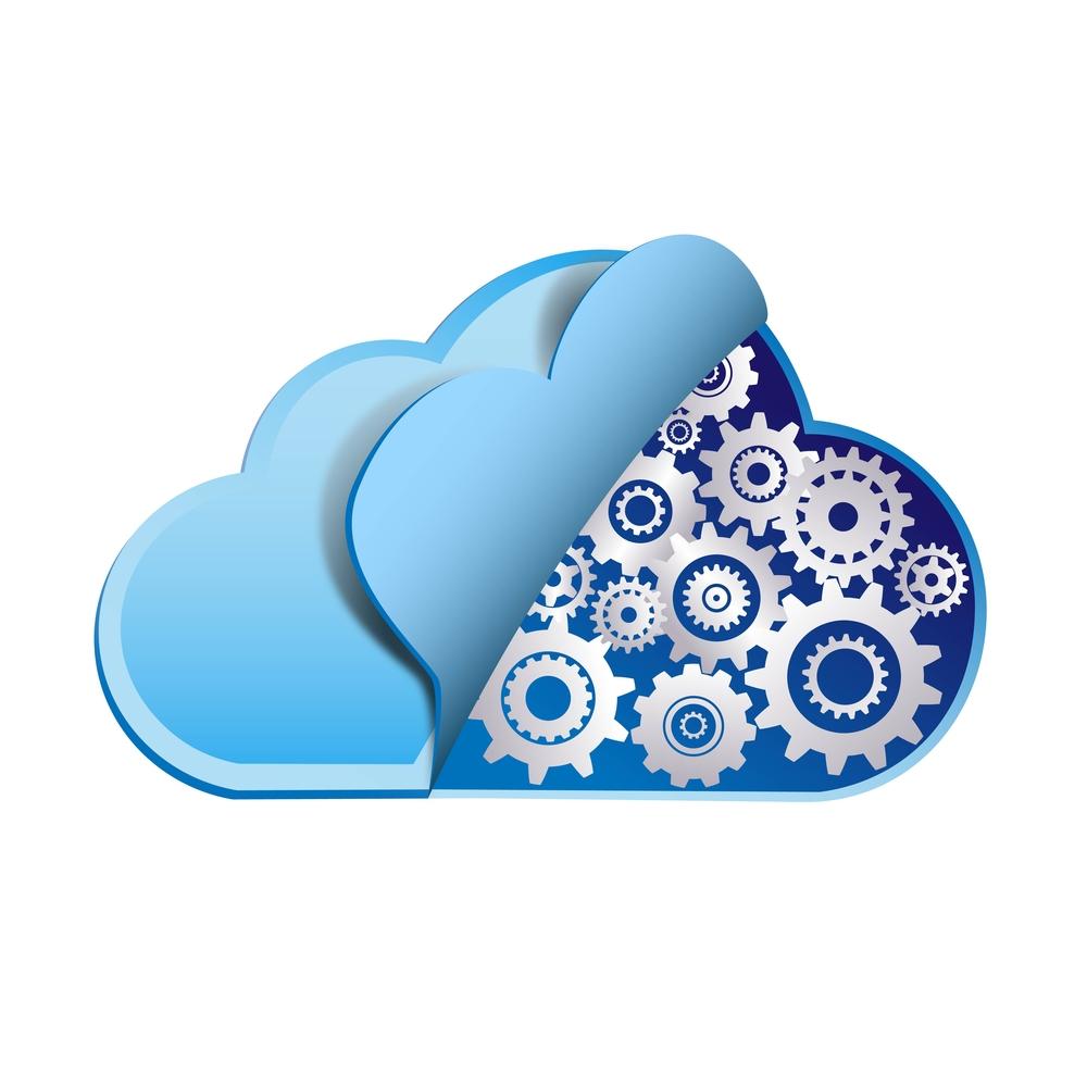 Cette image montre un Cloud, ou un nuage informatique, permettant de stocker vos données informatiques dans des espaces virtuels et donc de libérer de la place sur votre smartphone Android, par exemple.