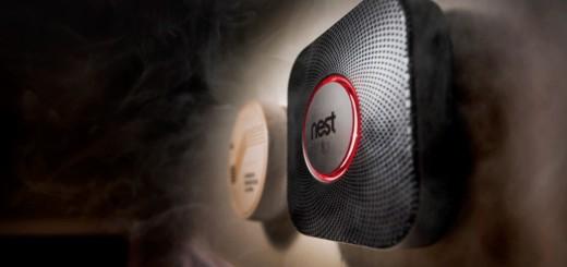 Nest le detecteur de fumée connectée