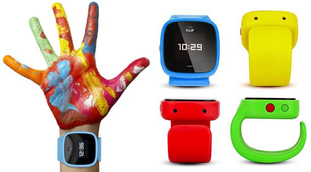 Filip smartwatch pour enfant
