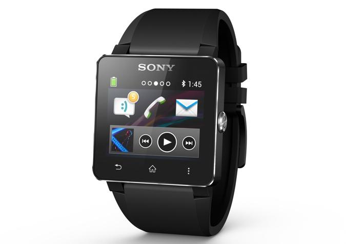 Sony SmartWatch 2 Comparatif smartwatch, prix et caractéristiques