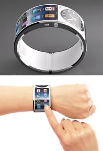 2013100101321 0 206x300 Quelles nouvelles pour liWatch dApple ? Un écran révolutionnaire !