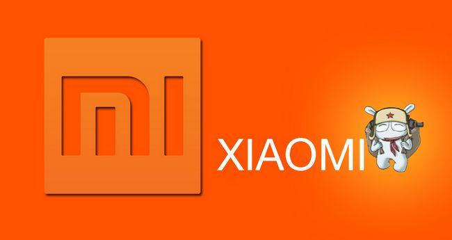 Cette photo montre le logo de la société chinoise Xiaomi. L'entreprise vient de débarquer Hugo Barra, l'ancien Vice Président de Google
