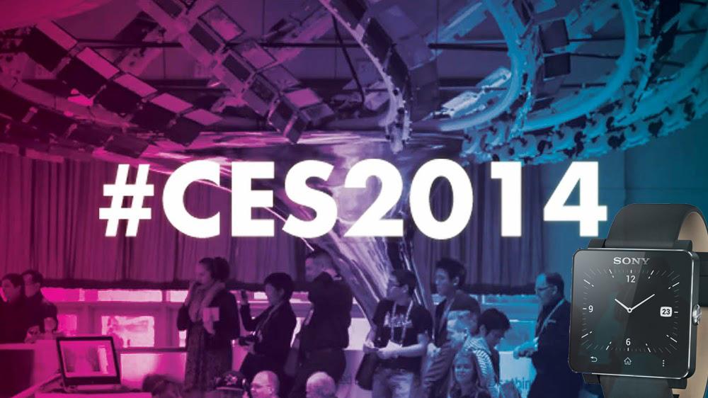 Rumeurs du sony smartwatch 3 lors du CES 2014