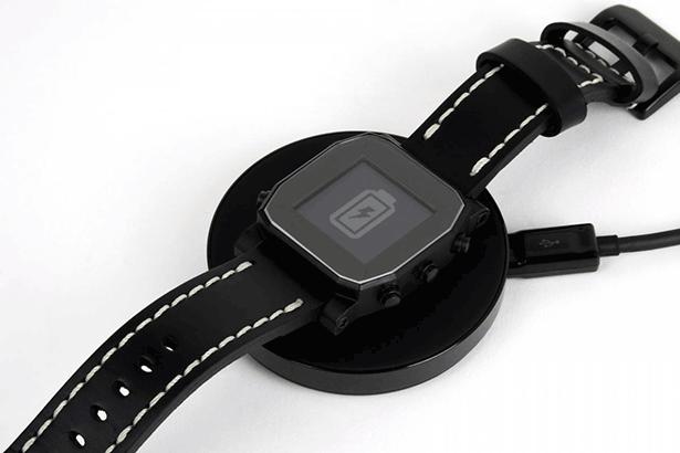 agent smartwatch une montre inteligente