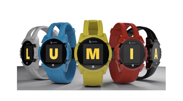 smartwatch nokia lumia