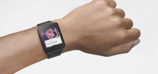 La smartwatch de LG, la Gwatch, à été révélée aujourd'hui sur Twitter, avec le premier cliché officiel
