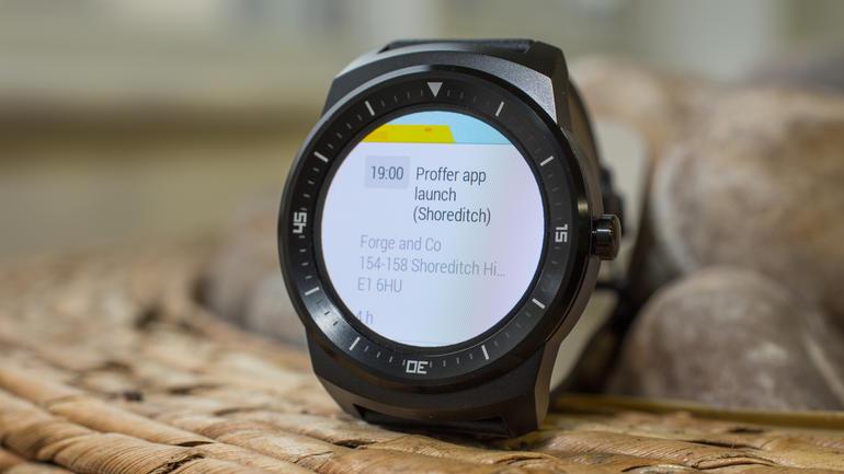 LG 4 Watch R